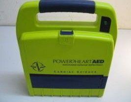 Cardiac Science - PowerHeart AED 9210