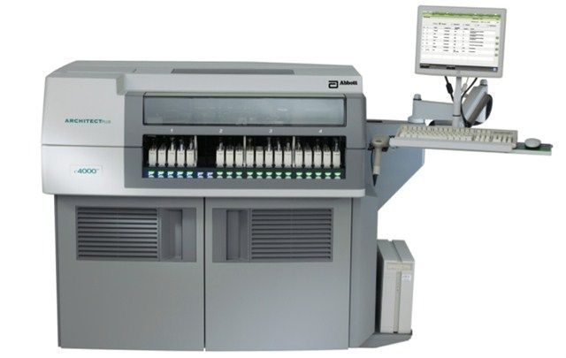 Abbott Diagnostics - ARCHITECT c4000