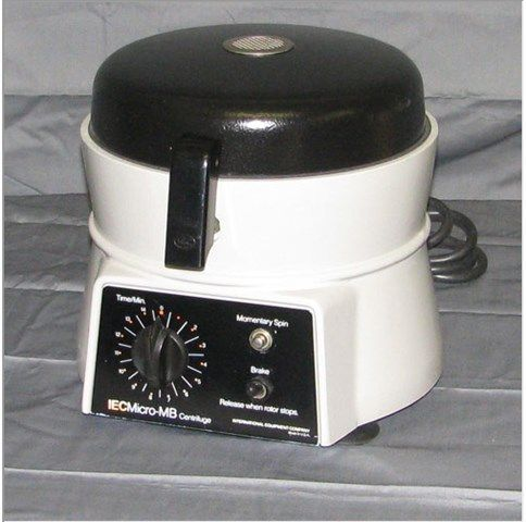Thermo IEC - Centra MP4