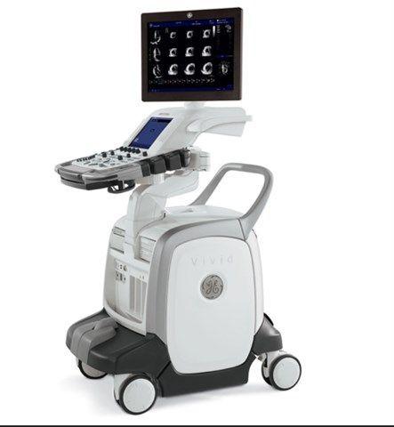 GE Healthcare - Vivid E9