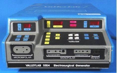 Valleylab - SSE 4