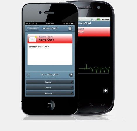 GE Healthcare - Ascom Secondary Alarm Notification Solution