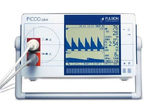 Pulsion Medical Systems - PiCCO plus