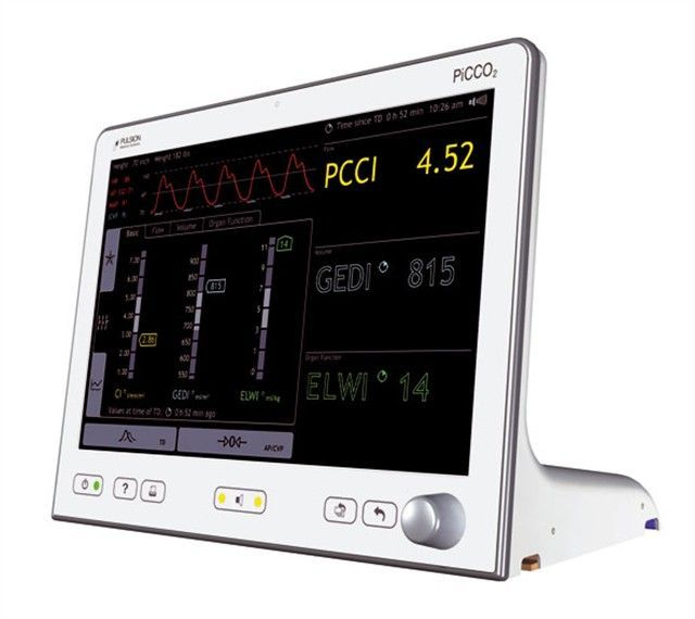 Pulsion Medical Systems - Picco2
