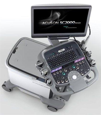 Siemens - Acuson SC2000 Prime