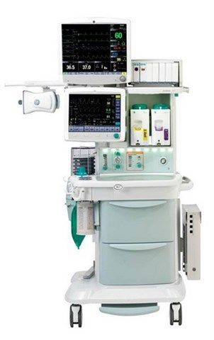 GE Healthcare - Avance  CS2