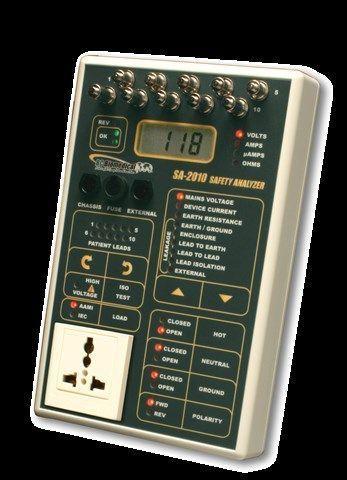 BC Biomedical - SA-2000 Series